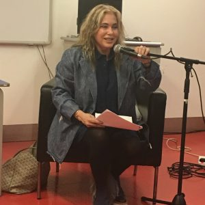 Brix Smith Start at the Write Idea Festival